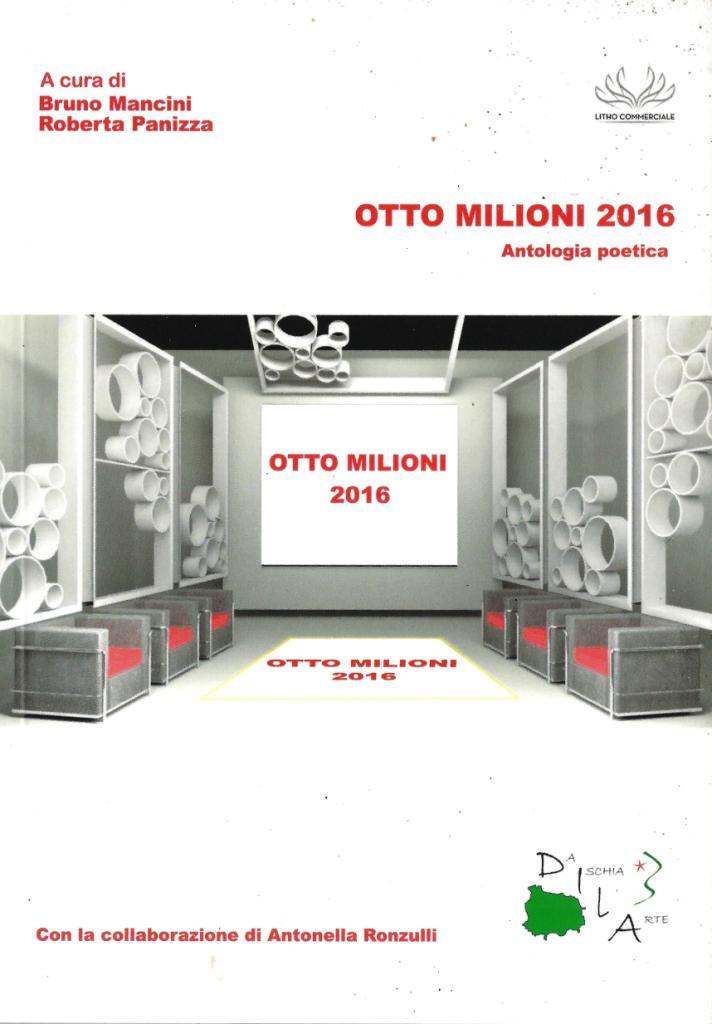 Antologia Poetica Otto Milioni 2016